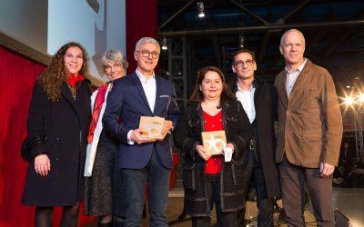 L'Université Paris-Saclay remet une Étoile de l'Observeur du design