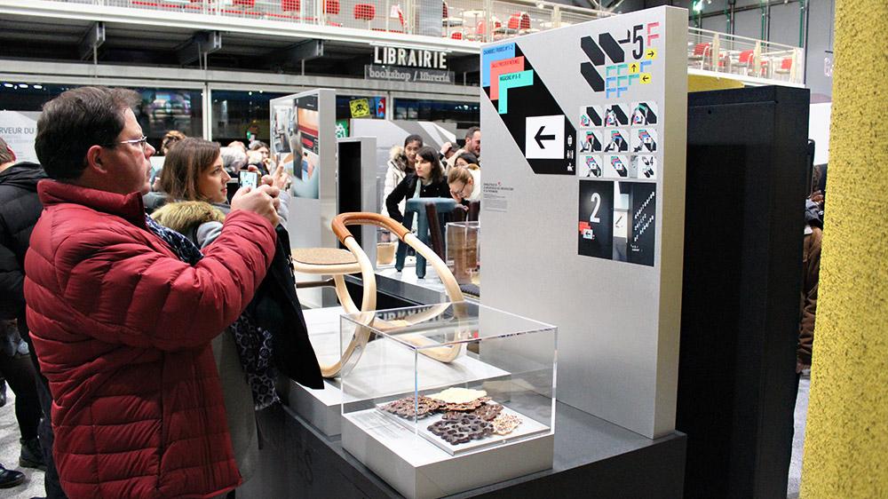 L'Observeur du design 2018 au Centre Pompidou