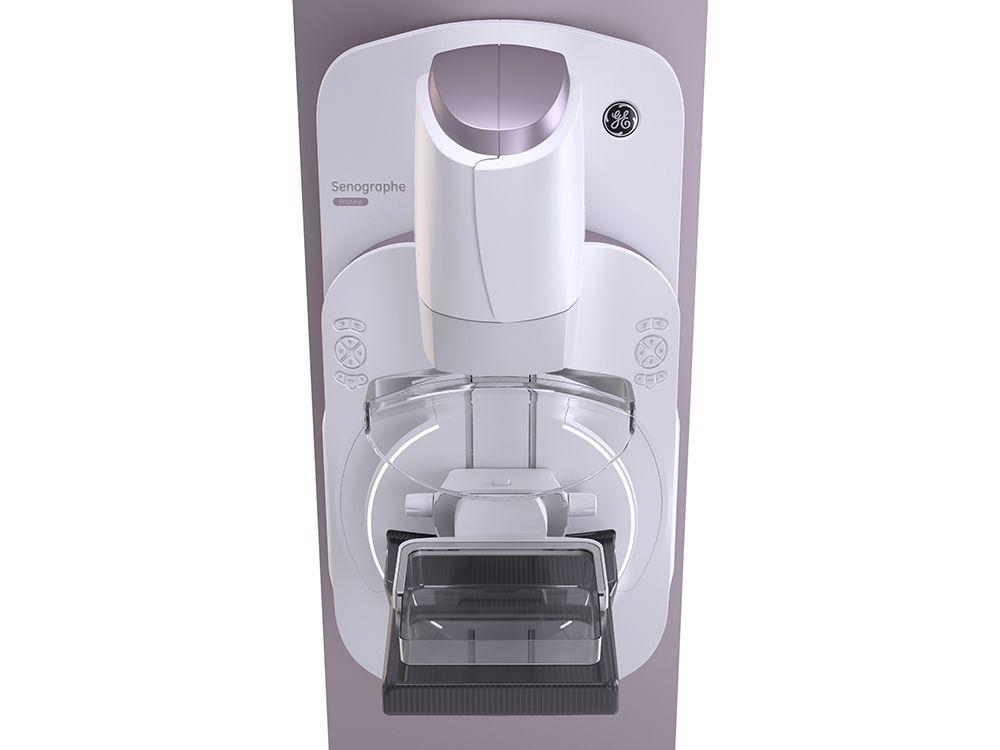 Mammographe Pristina, GE Healthcare