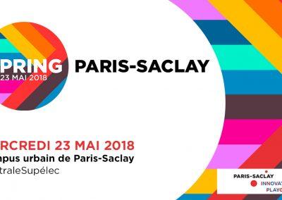 Paris-Saclay Spring 2018