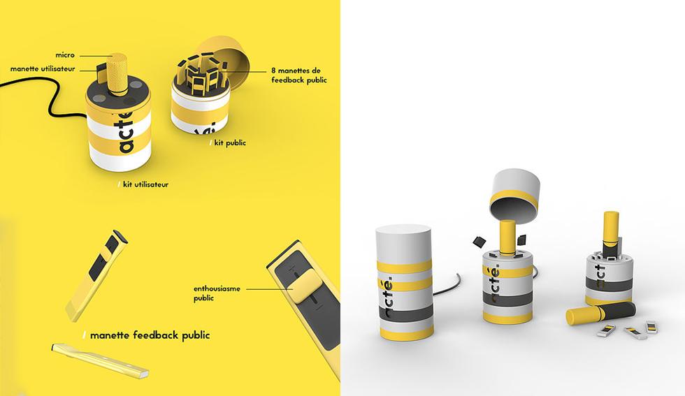 Projet présenté dans le cadre du Prix Design & Science Université Paris-Saclay 2018