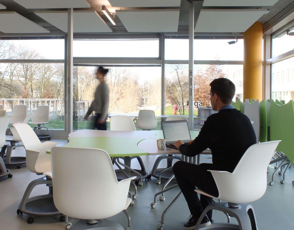 Espace de coworking 100% modulable