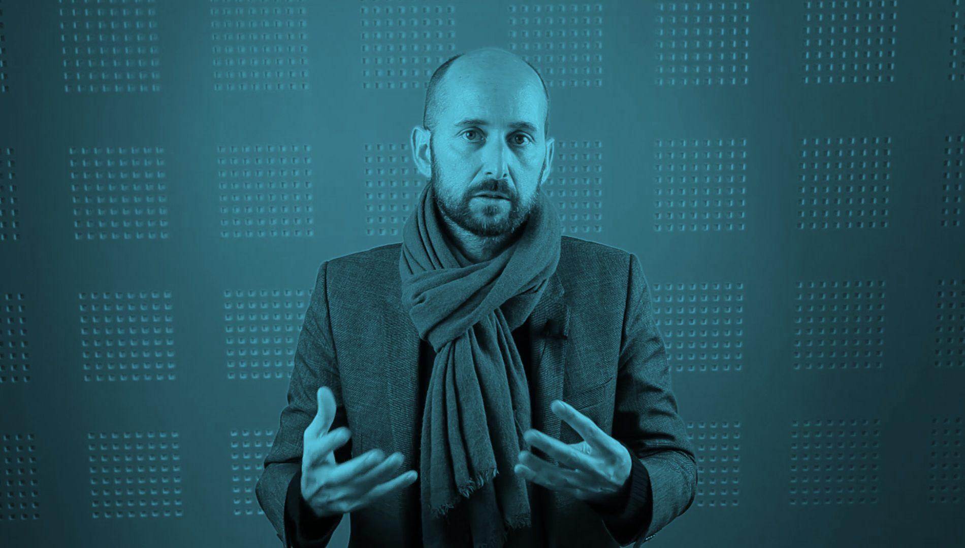 Antoine Fenoglio, designer et président de l'agence Les Sismo