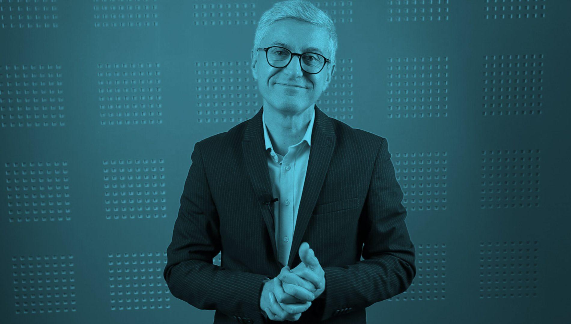 François Lenfant, directeur du design chez GE Healthcare