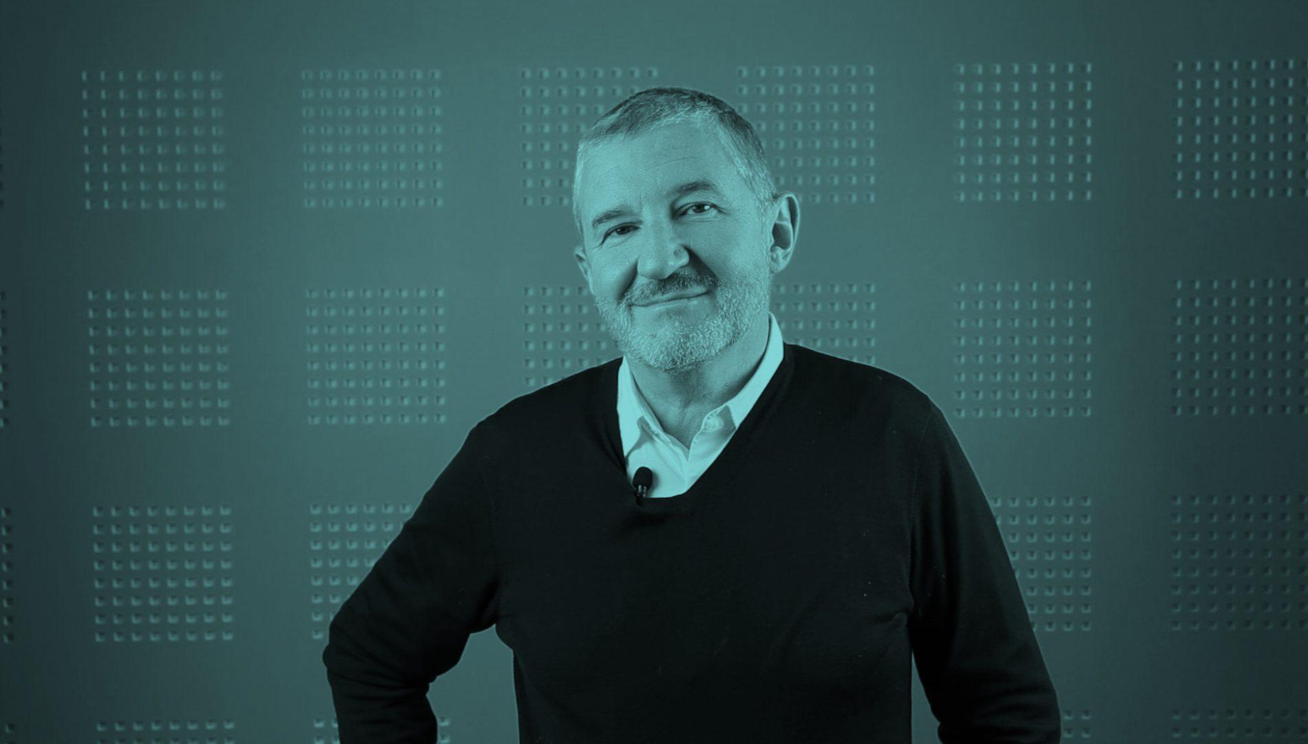 Jean-Louis Fréchin, designer et fondateur de l'agence Nodesign