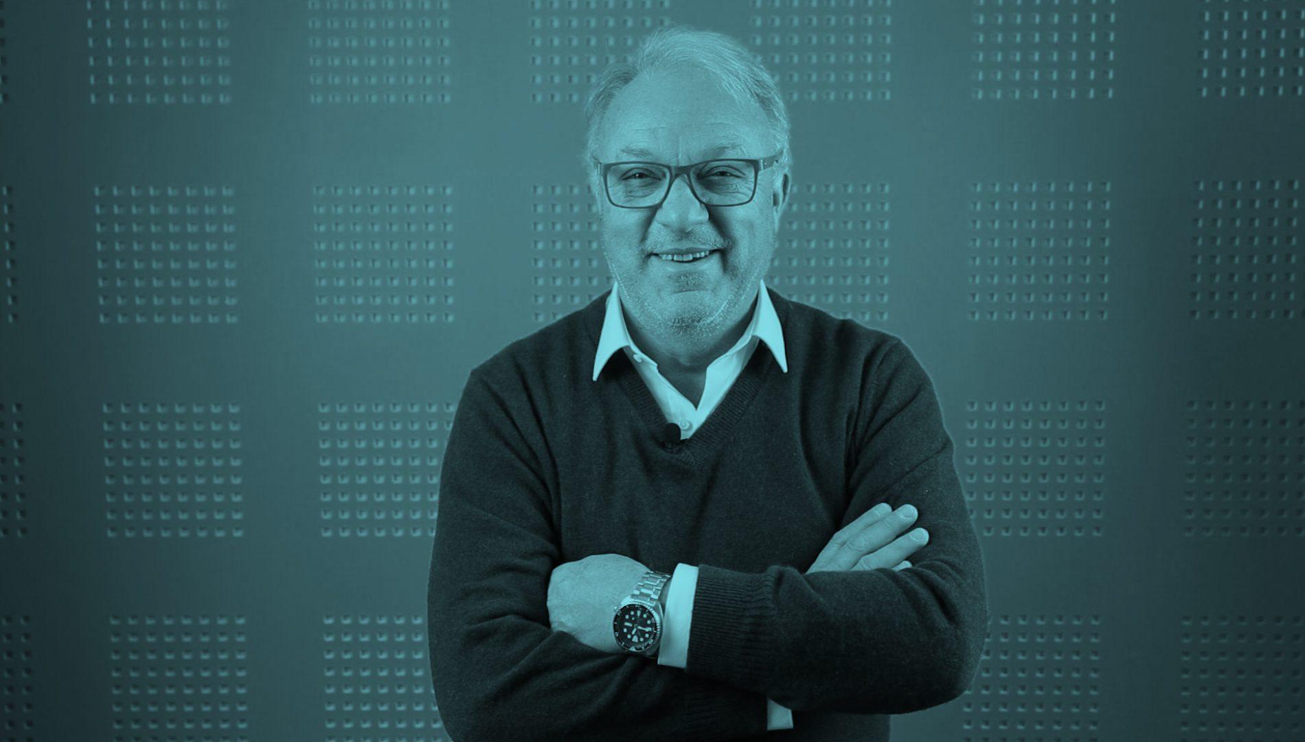 Patrick Veyssière, président de l'agence Dragon Rouge