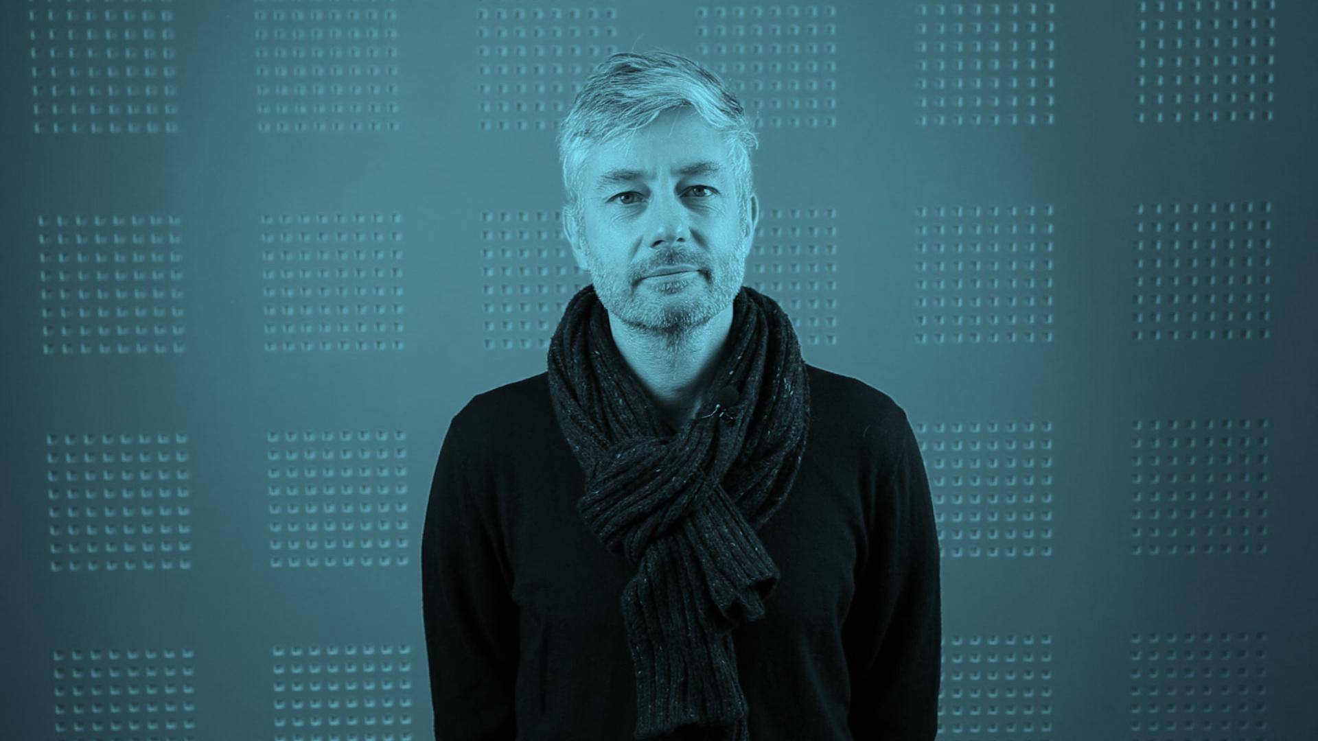Pierre-Yves Panis, directeiur du design chez Philips Lightning