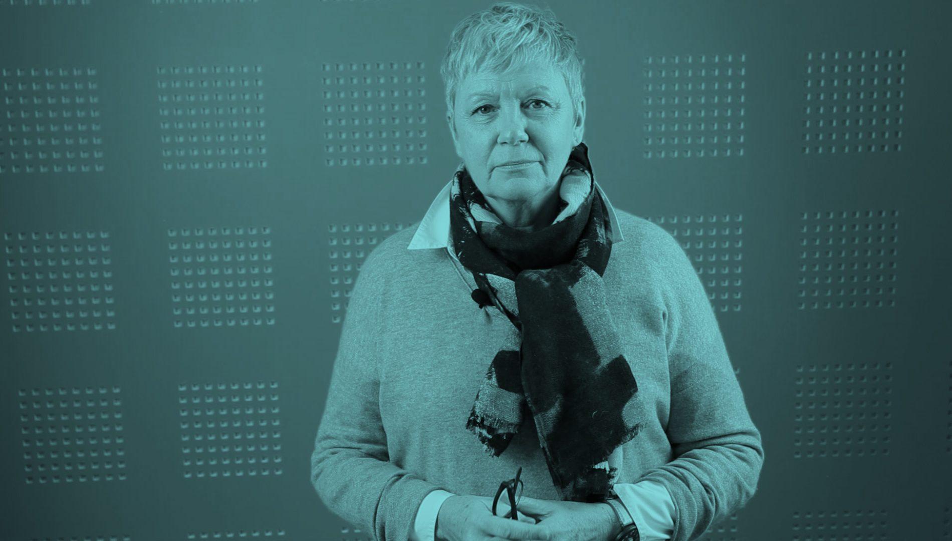 Anne Asensio, Vice-présidente du service Design Experience chez Dassault Systèmes