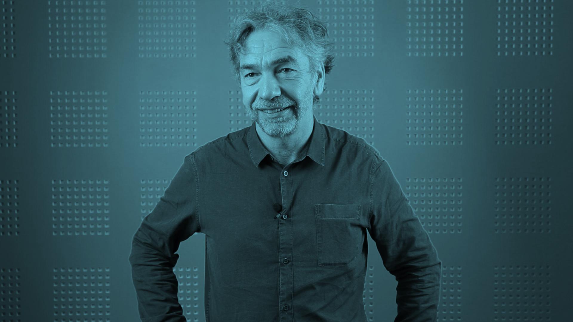 Xavier Allard, directeur du design chez Alstom Transport