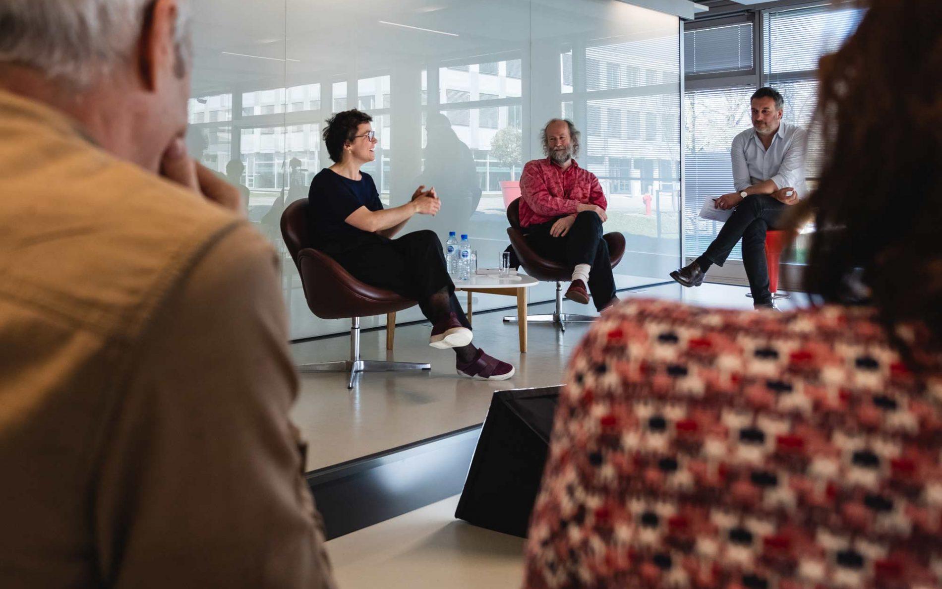IA et création : dialogue entre Constance Guisset et Marc Schoenauer