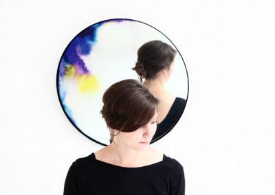 Miroir Francis, Constance Guisset