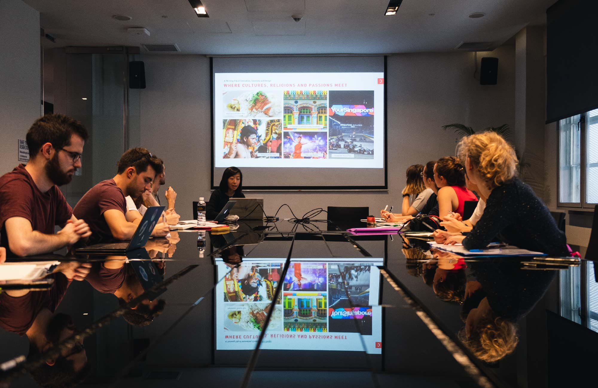 Michelle Koh, Manager, Market Development, DesignSingapore Council