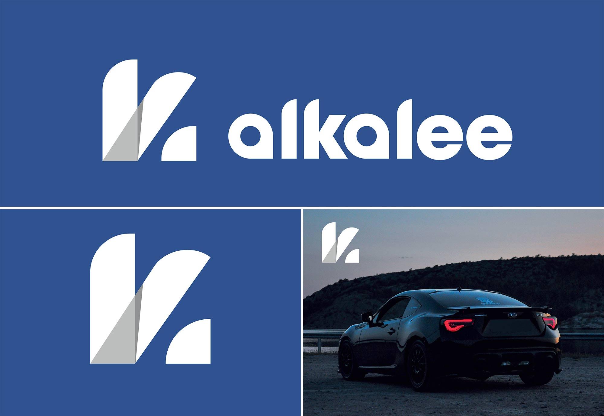 Alkalee : l'identité visuelle