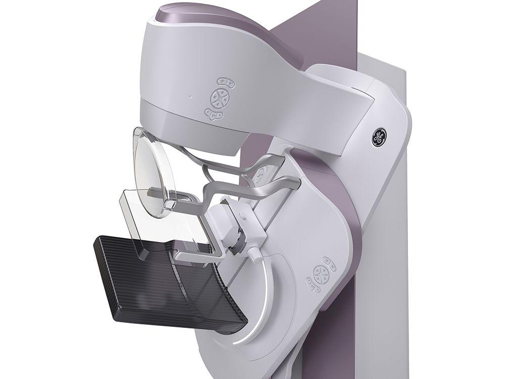 Mammographe Pristina © GE Healthcare