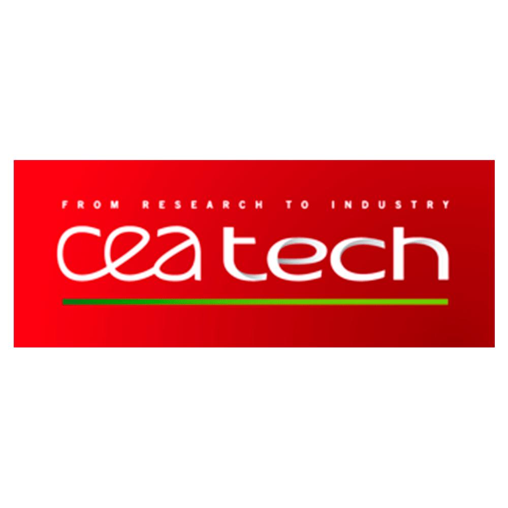 Logo CEA TECH Paris-Saclay