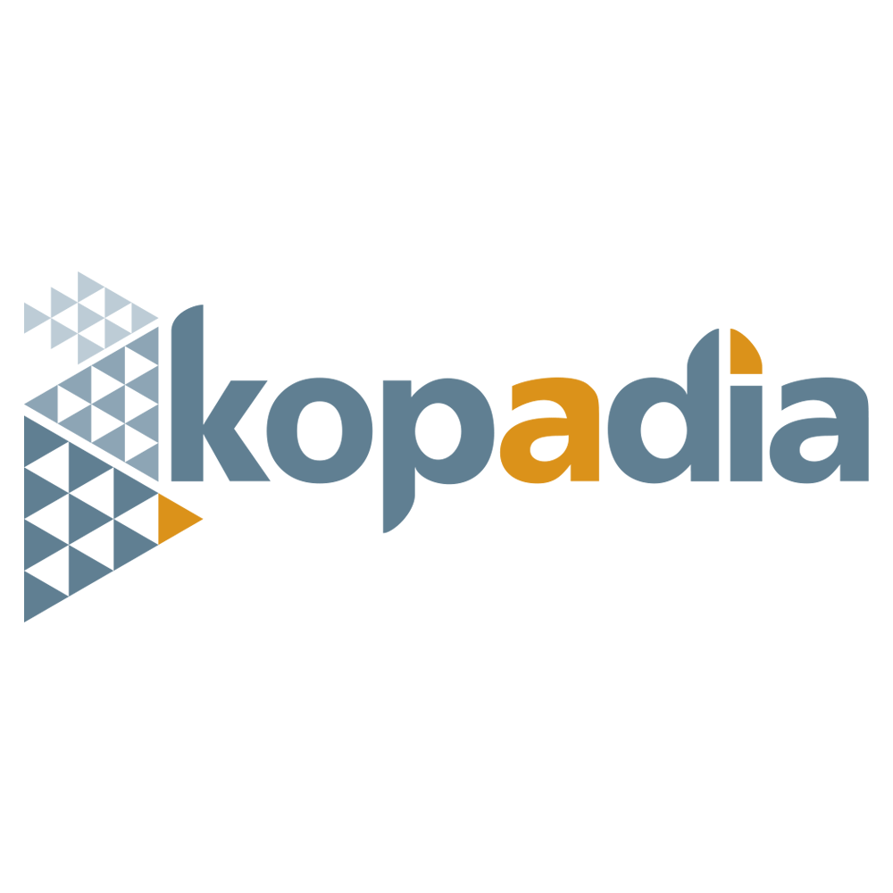 Logo Kopadia, start'up à Paris-Saclay